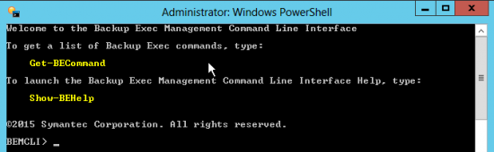 backup-exec-management-command-line-interface